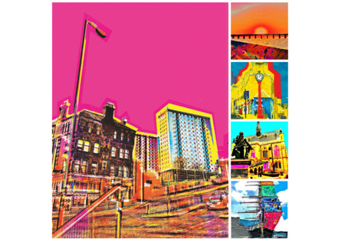 Dundee Prints by Paints Pylons
