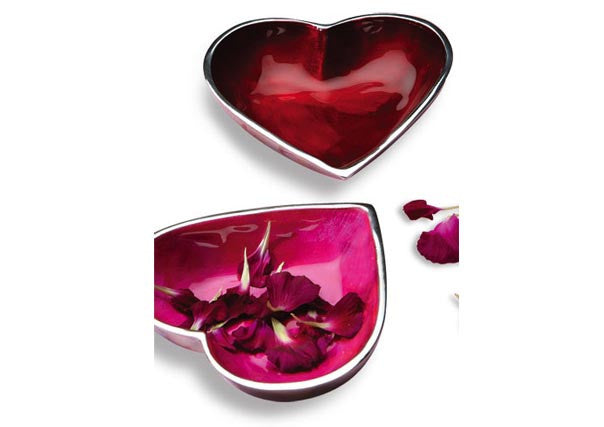 Quirky Coo - Red Heart Dish