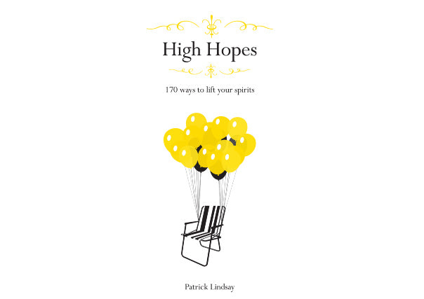 High Hopes motivational book - Quirky Coo, gifts, dundee, perth, aberdeen
