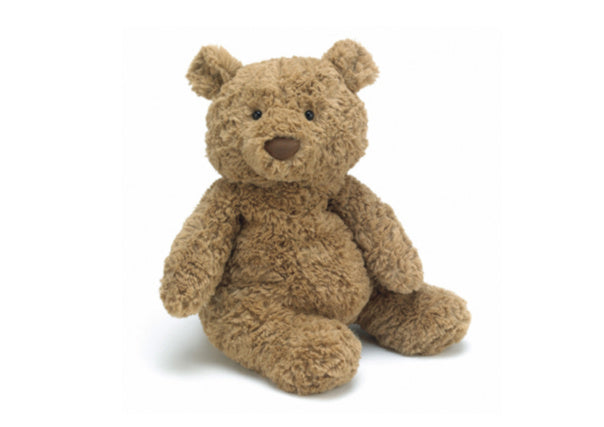 Quirky Coo Jellycat Bartholomew Bear cuddly toy - kids gifts, dundee, perth aberdeen