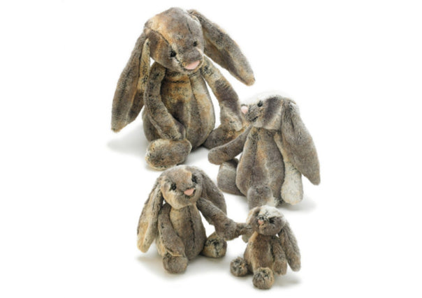 Quirky Coo Jellycat rabbit cuddly toy - kids gifts, dundee, perth aberdeen