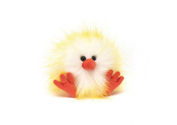 Jellycat Yellow Chick Soft Toy - Quirky Coo, Gifts, Dundee, Perth, Aberdeen