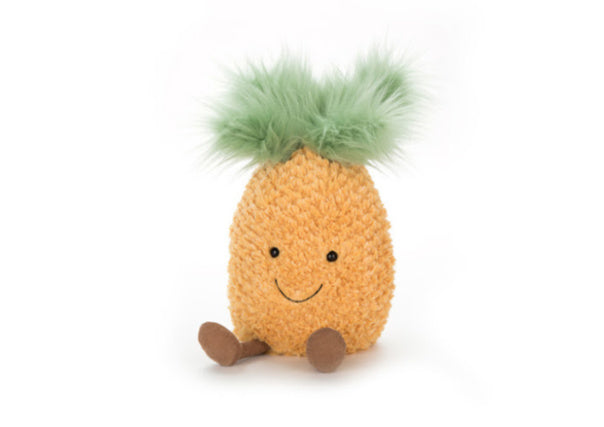 Quirky Coo Cuddly Pineapple cuddly toy - kids gifts, dundee, perth aberdeen