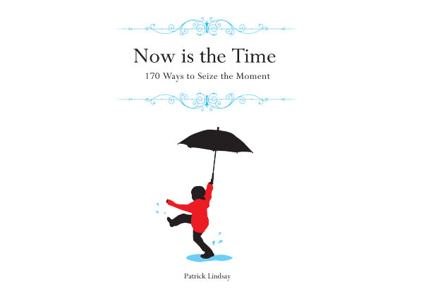 Now is the time motivational book - Quirky Coo, gifts, dundee, perth, aberdeen