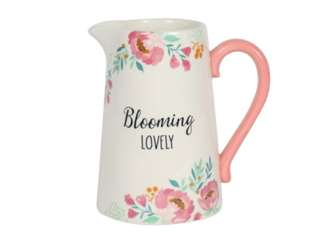 Blooming Lovely Jug