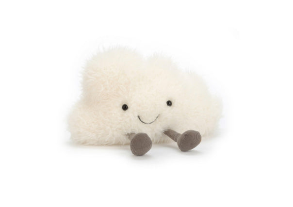 Quirky Coo Fluffy Cloud cuddly toy - kids gifts, dundee, perth aberdeen