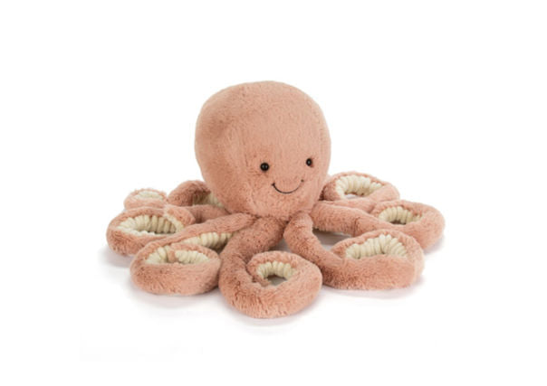 Quirky Coo jellycat octopus cuddly toy - kids gifts, dundee, perth aberdeen