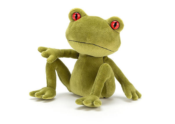 Jellycat Tad Tree Frog