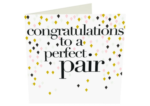 A Perfect Pair Card - Caroline Gardner