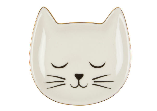 Cat's Whiskers Trinket Dish