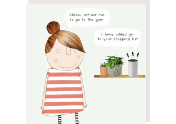 Alexa Gin - quirky coo, cards, gifts, dundee, scottish, perth