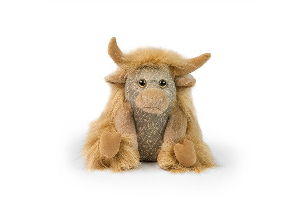 highland cow paperweight dora designs - quirky gifts, perth dundee