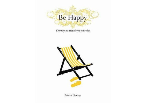 Be Happy Book - Quirky Coo, gifts, dundee