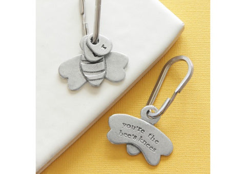 You're the Bees Knees Keyring by Kutuu