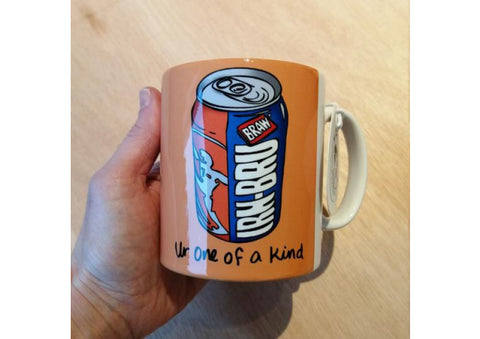 Irn-Bru One of A Kind Mug