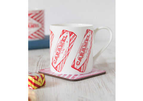 Gillian Kyle Tunnocks Caramel Mug