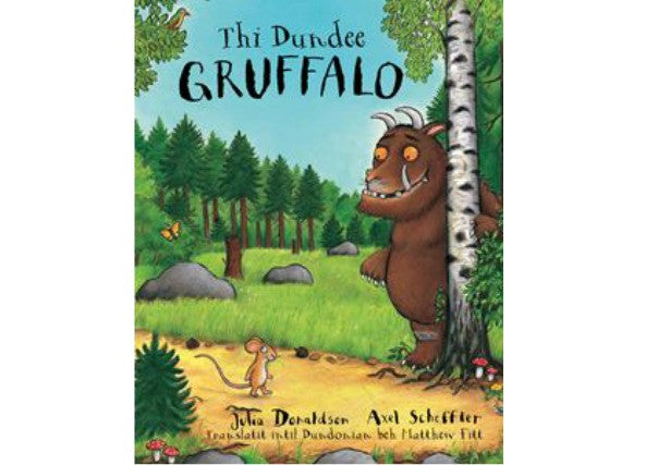 Dundee Gruffalo - quirky coo, gifts, dundee