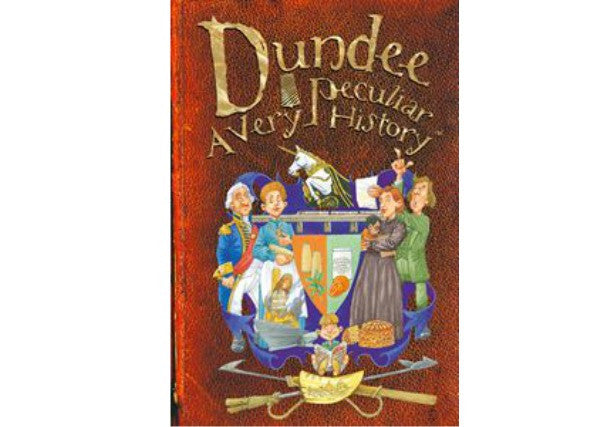 Peculiar history of dundee - quirky coo, gifts, dundee