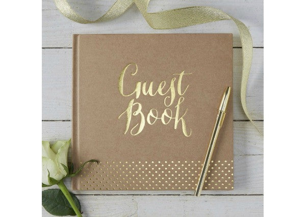 Wedding guest book - quirky wedding ideas, perth, dundee