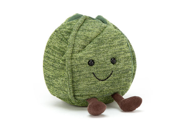 Jellycat Brussel Sprout