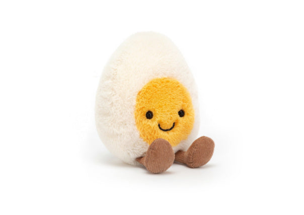 Jellycat Boiled Egg Soft Toy - Quirky Coo, Gifts, Dundee