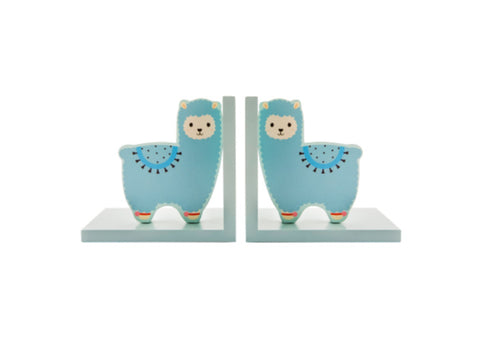 Llama Bookends by Sass & Belle