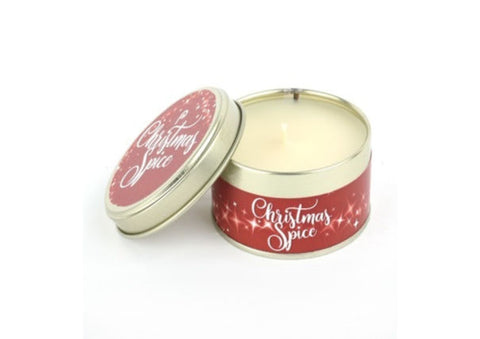 Christmas Spice Pintail Candle