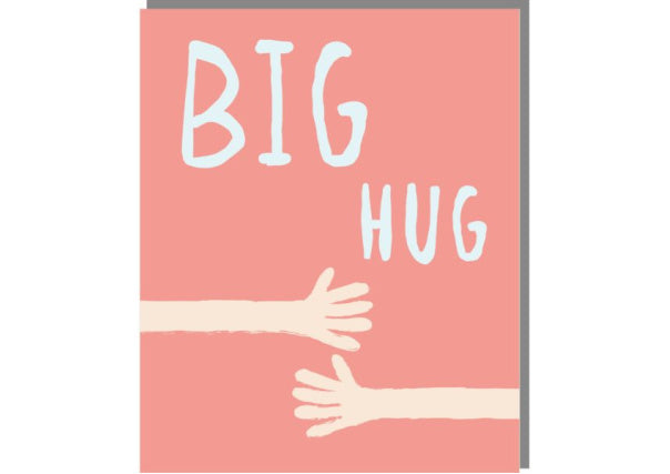 Big Hug - Greeting Card