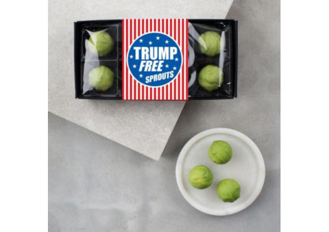Trump Free Chocolate Brussels Sprouts