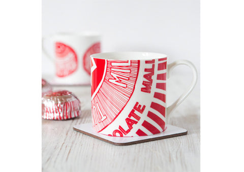 Gillian Kyle Teacake Wrapper Mug