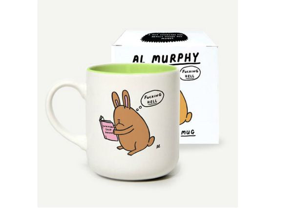 Watership Down Mug - Quirky Coo, Gifts, Dundee