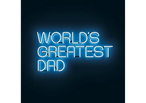 World's Greatest Dad - Father's Day Card