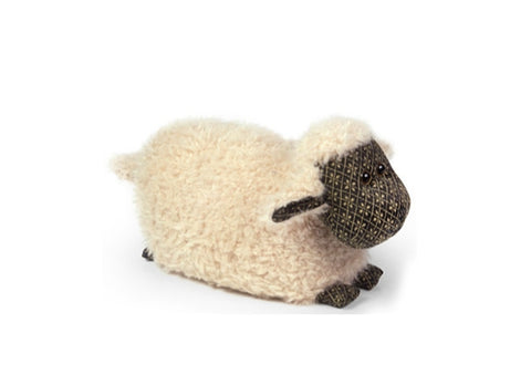 Lois the Lamb Doorstop by Dora Designs
