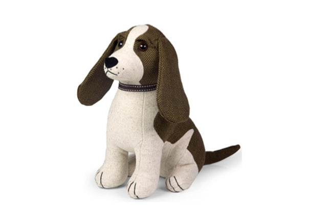 Spangle the Springer Spaniel Doorstop by Dora Designs