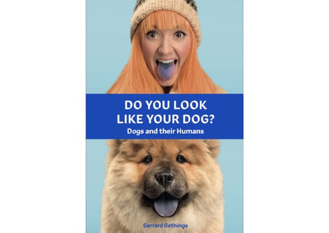 Do you look like your dog? Book