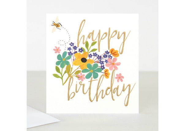 happy birthday card - quirky coo, cards gifts perth dundee aberdeen