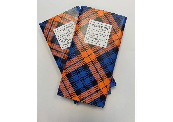 Irn Bru chocolate - scottish gifts, dundee, perth, aberdeen