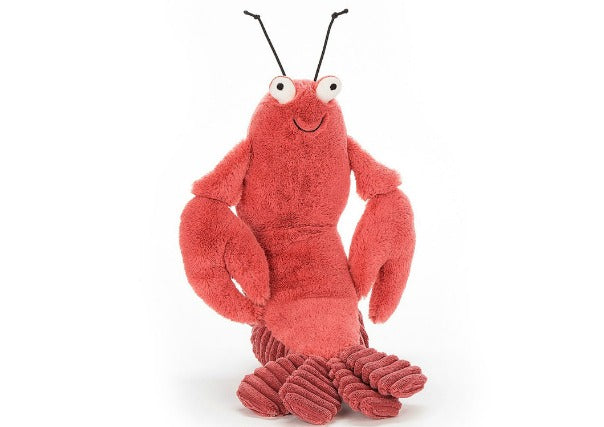 Quirky Coo Jellycat larry lobster toy - kids gifts, dundee, perth aberdeen