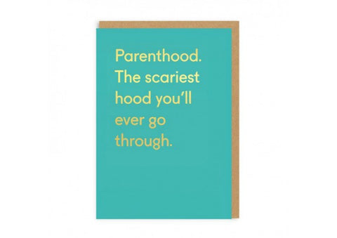 Parenthood - New Baby Card