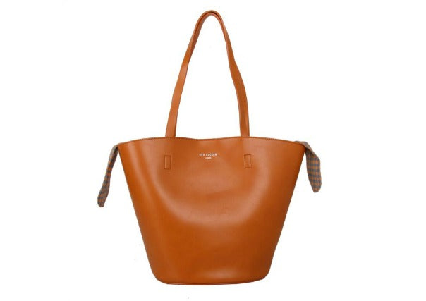 Tan Shoulder Bag by Red Cuckoo