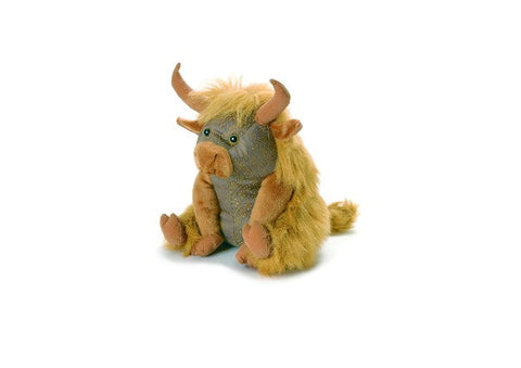 Highland Cow Doorstop by Dora Design