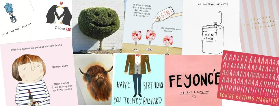 quirky | cards | Scottish | birthday | dundee | cheeky | wedding | new baby