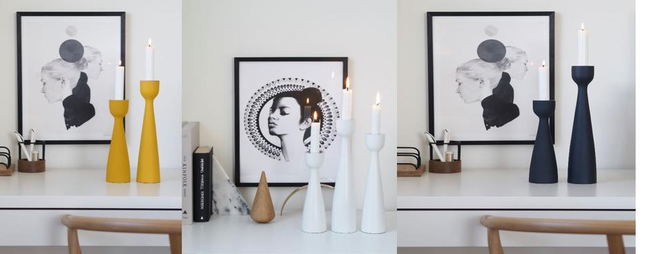 coming home | candle stick | scandi | vase | gifts | homestyle