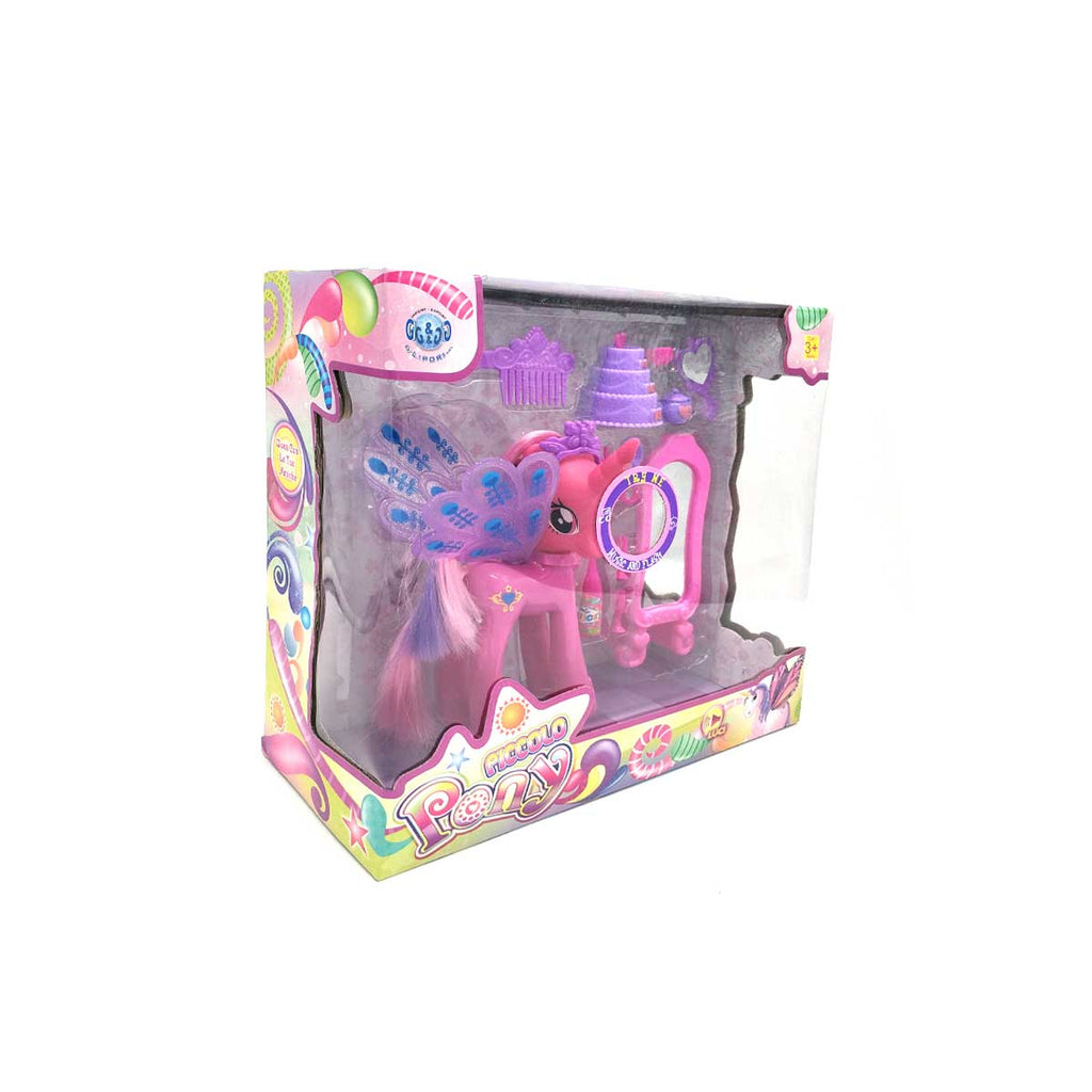 Box Pony Con Specchiera 26cm - IMEX Shop