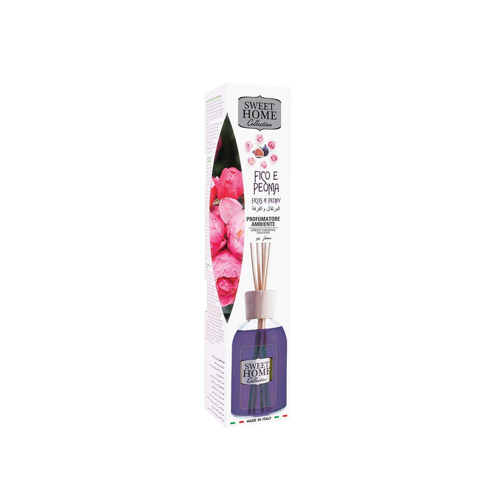 Sweet Home Collection Profumatore ambiente 100ml Fico E Peonia - IMEX Shop