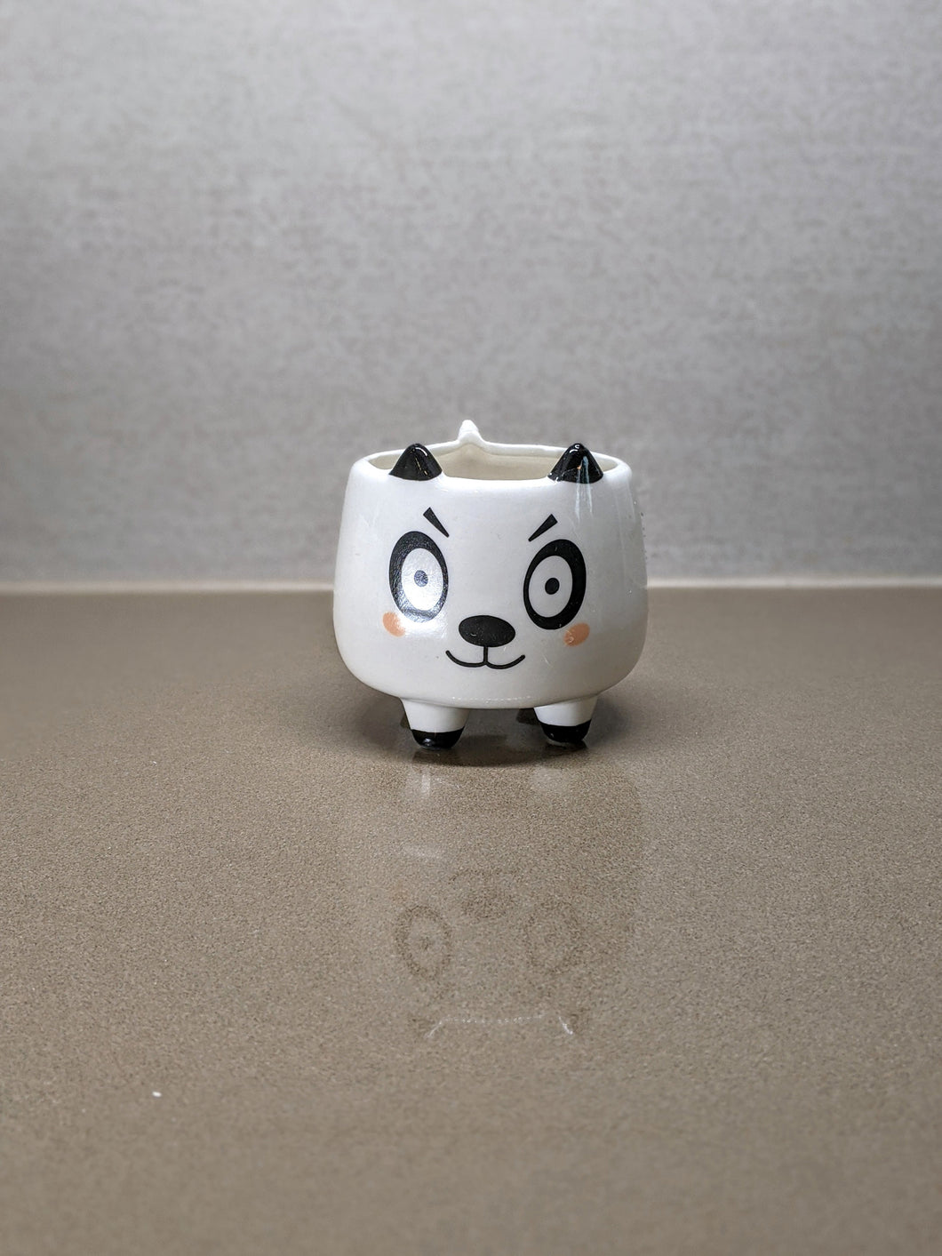 Determined Panda Flower Plant Pot - 3