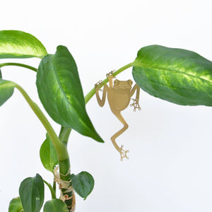 Plant Animal Decorations - Cute Animals to Add Joy to your Houseplants - Gift Idea!