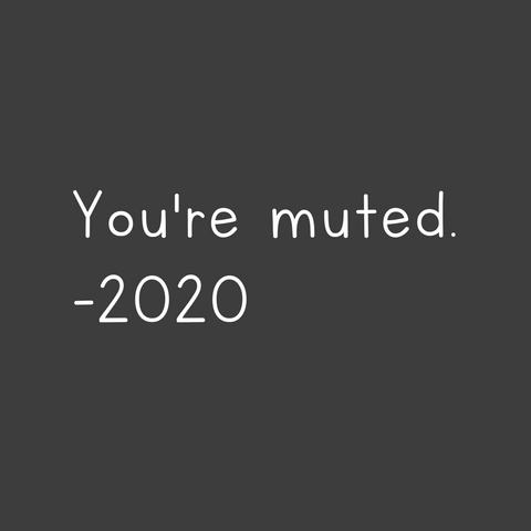You're muted.  -2020 (Men's)