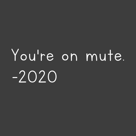 You're on mute.  -2020 (Men's)