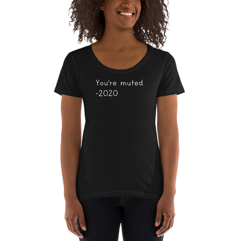 You're muted. -2020 (Women's)